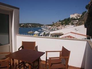 Bonito Duplex En El Puerto de Mahon Con Magnificas Vistas Al Mar