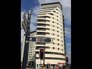 Birmingham central living (m)