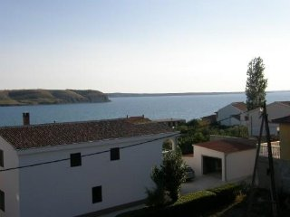 Apartment Gulf in Razanac-Rtina, for 2+2 persons