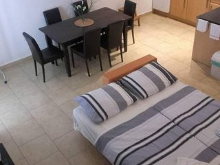 Apartments Fiona Novalja A7 2+2  pax