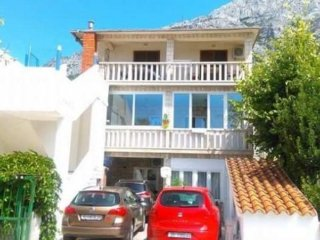 Villa An Baska Voda  Riviera Makarska Apartment A2  for 4 persons