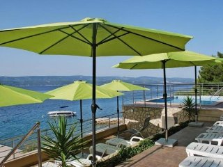 House Hrga in Stanici Omis with pool and near the beach for 35 persons
