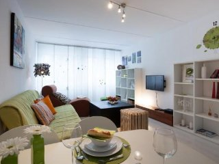 DS Apartment Hanna in center of  Novi Zagreb for 2+2 person