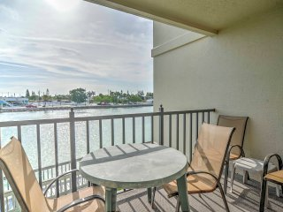 NEW! 2BR Treasure Island Condo w/ Water Views!
