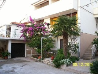 Apartments Lek*Beach area Zadar Diklo * 5 person