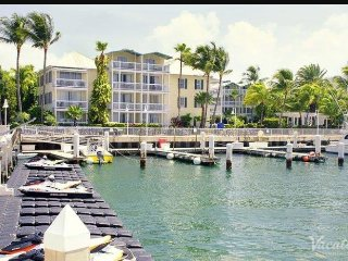 Gourgeous 2bed room condo, in Key West by the Harbor