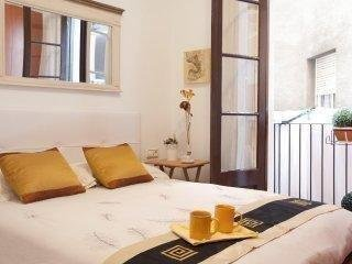 Cozy and quiet flat by Sagrada Familia