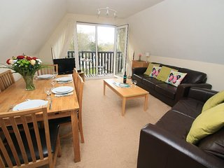 VALLEY LODGE 9 great-value holiday lodge, private patio and balcony, onsite