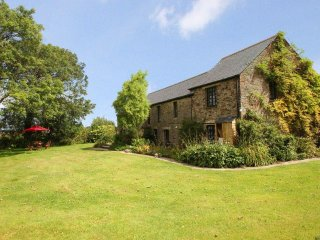 ELM first floor apartment in converted barn, apex beamed ceilings, large