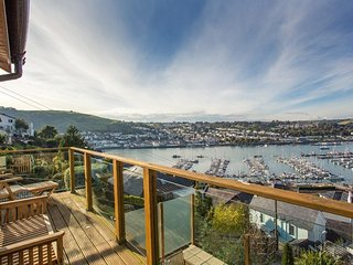 TOTHERSIDE, magnificent Kingswear residence overlooking the River Dart, luxury