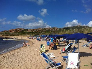 6 min. Walk To The Beach -  Your Sea View Apartment In Sardinia