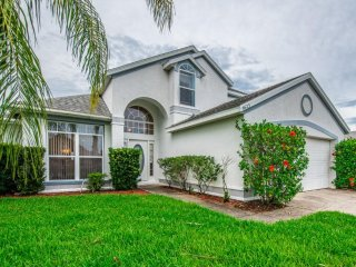 Lovely 4 bedroom 2.5 bath home with private pool 7 miles from Disney from $123nt