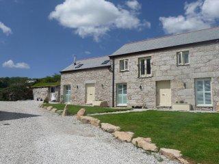LEGHORN semi-detached barn conversion, two ensuites, open plan living area