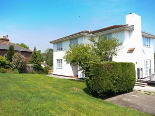 HILLHOUSE, spacious family residence, large enclosed garden, indoor swimming