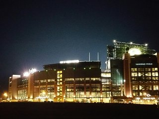 Lambeau Field Neighbor!