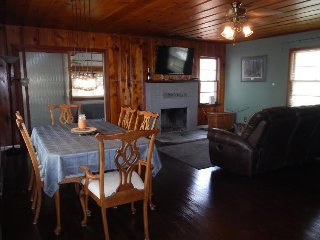 Cabin 8 is our pride and joy!