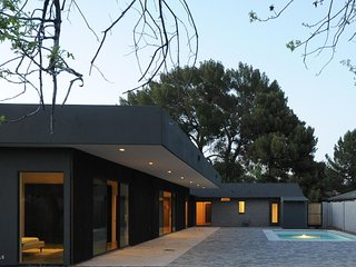 Beautiful Industrial Modern Retreat