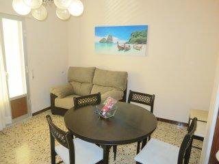 Apartamento en pueblo ideal para vacaciones y fides