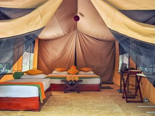 Wilderness Camping Yala