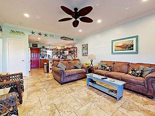 41IR;Beach Front 3 Bedroom 2 Bath Ground Floor Condo - Island Retreat Complex