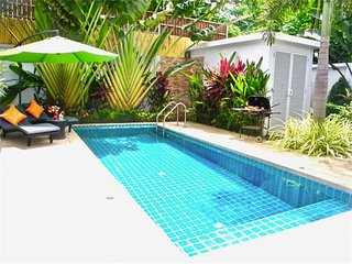 Rawai : Peaceful 3 Bedrooms Private Villa