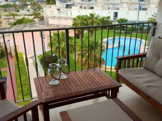 2 Bed Holiday Apartment near the Beach in Cala Merced