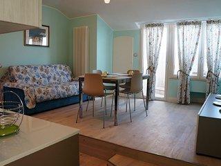 Appartamento La Conchiglia. Nuovissimo sul mare e in centro