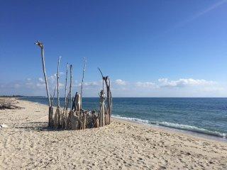 Bungalow CARLOTTA entre mer et montagne- pure nature- 4 personnes