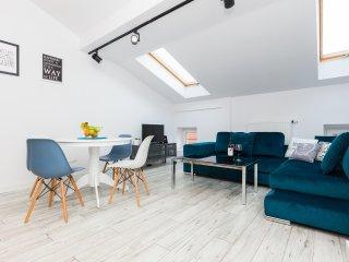 4 person Cosy Apartment in Center