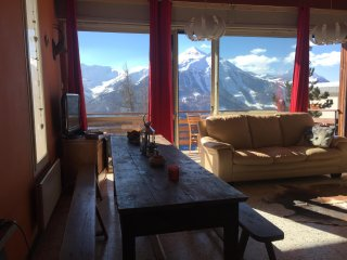 L'Ours Sain Blanc chalet 10 pers