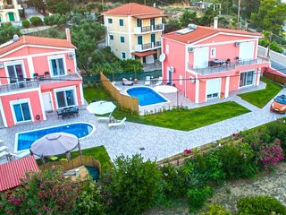 Villa Danae 1 & 2,  3-Bedroom Villas with Private Pool