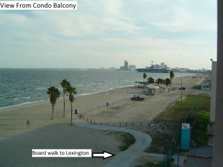 Sands of Time: BEST VIEWS Right on Beach Unit 2300! Winter rates and free WiFi!