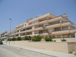 Excellent apartment with Sea Views and WiFi in Los Dolses, Villamartin