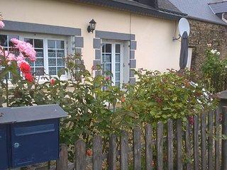 Morbihan maison (100m2) 6 pers - calme - vue superbe