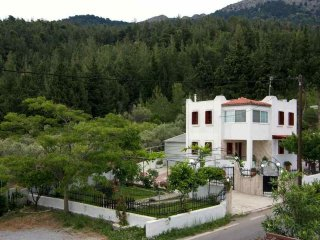 Maisonette with gorgeous views of the sea