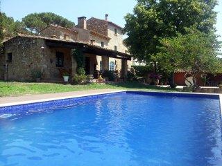 Preciosa casa rústica en Castell d'Aro, Mas Saguer