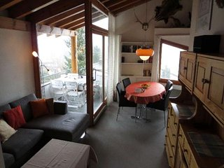 2 bedroom Apartment in Flims, Surselva, Switzerland : ref 2395481