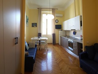 Apartment with one bedroom in Sanremo, with WiFi - 300 m from the beach