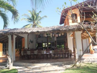 Affordable Beachfront/Garden Paradise