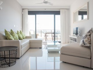 Stunning Penthouse Apartment, 65m2 Roof Solarium, Walking Distance To The Beach