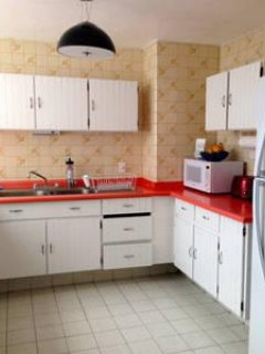 Spacious & Fully Equipped Kitchen kitchen for cooking a great meal or simply a warm cup of coffee.