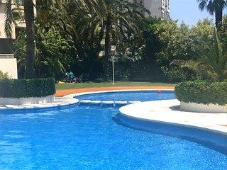 Céntrico,wi fi,parking y piscina
