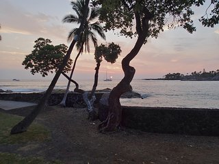 Partial Ocean View Kailua-Kona Condo