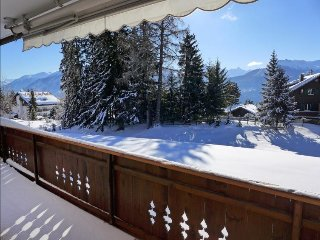 2 bedroom Apartment in Crans Montana, Valais, Switzerland : ref 2369728