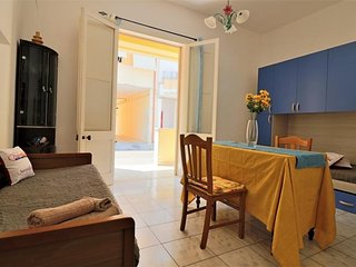 One-room studio apartment in Alezio Salento Apulia a few miles from Gallipoli