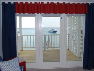 Waterfront Condominium Rental, Downtown Mackinac Island