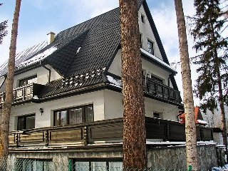 4 bedroom Apartment in Zakopane, Tatras, Poland : ref 2300198