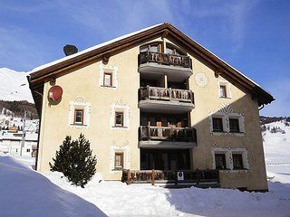 2 bedroom Apartment in Zuoz, Engadine, Switzerland : ref 2298498