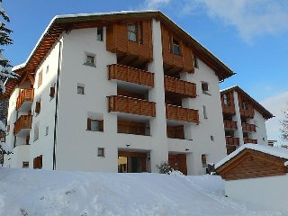 1 bedroom Apartment in St. Moritz, Engadine, Switzerland : ref 2298383