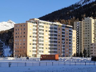 1 bedroom Apartment in St. Moritz, Engadine, Switzerland : ref 2298379